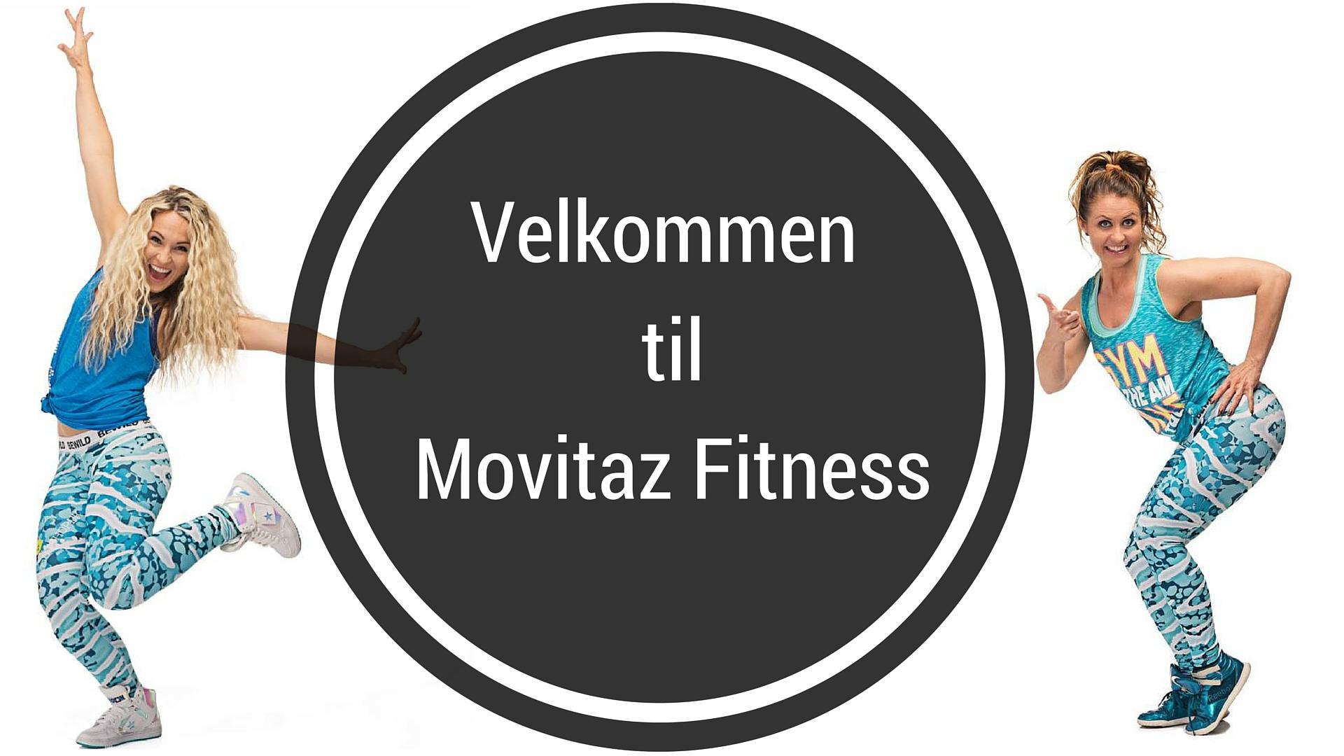 Velkommen til Movitaz Fitness